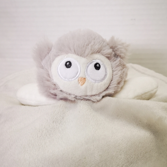 Baby Lovey/Security Toy OWL NWOT